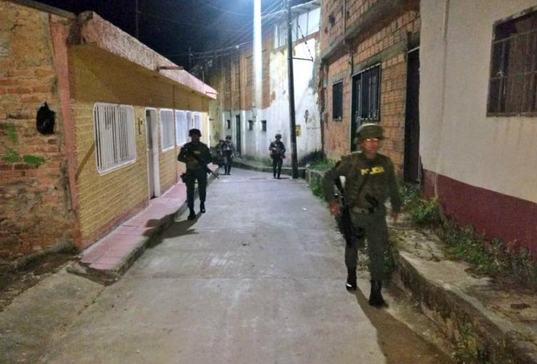 El Ejército mantiene los operativos en el Catatumbo.