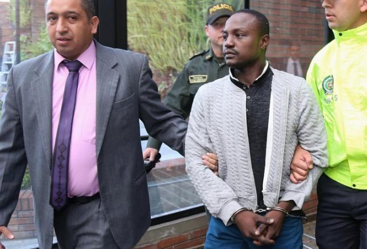 A la cárcel fue enviada alias Cherry acusado del secuestro de los tres periodistas del Diario El Comercio de Ecuador