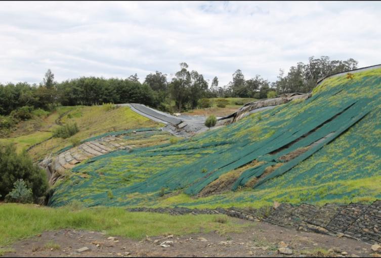 El colapso en la represa de Vélez ocurrió hace cinco años.