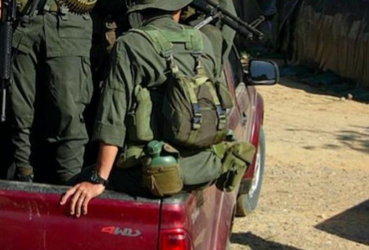Ataque a Puesto de Policía en Hacarí