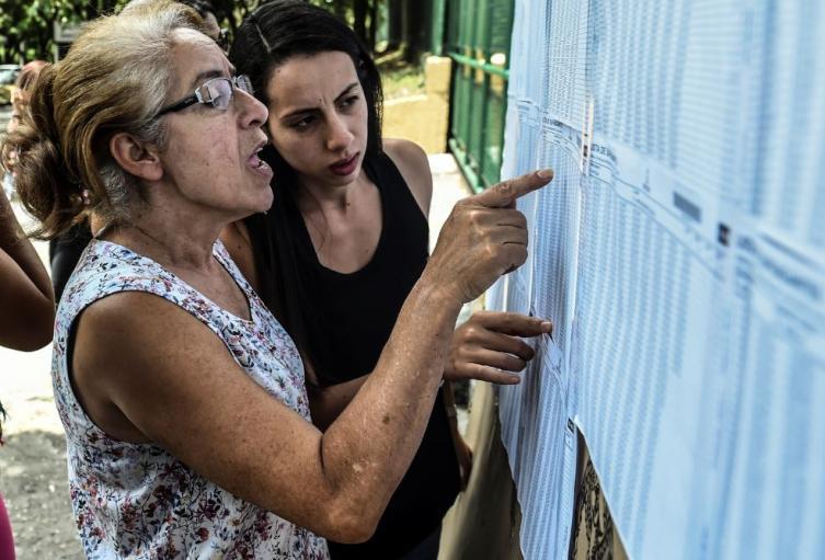 La Registraduría habilitó 107.916 mesas de votación.