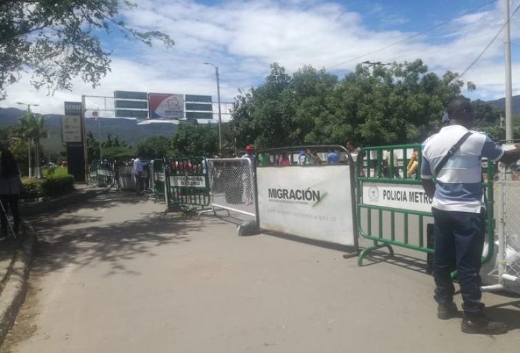 Cierre de Frontera entre Colombia y Venezuela