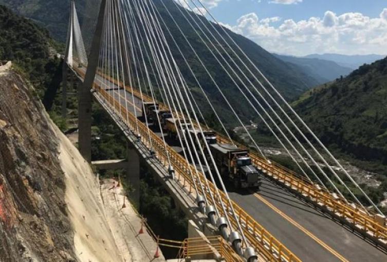 Este viernes 24 de enero se habilitará el puente Hisgaura en Santander