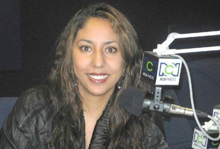 Carolay Morales, periodista de RCN Radio