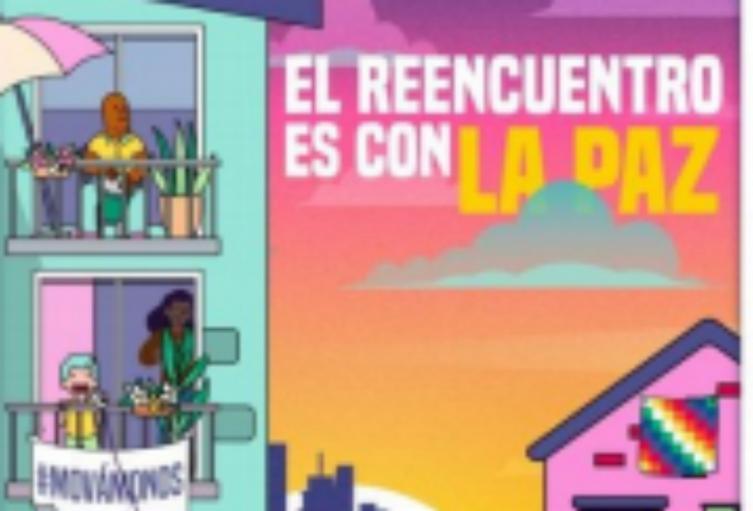 Semana por la paz en Barrancabermeja