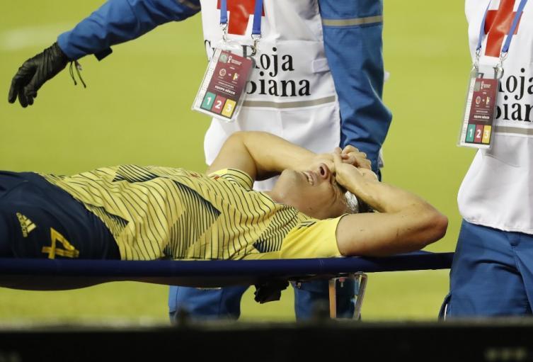 Santiago Arias, Selección Colombia