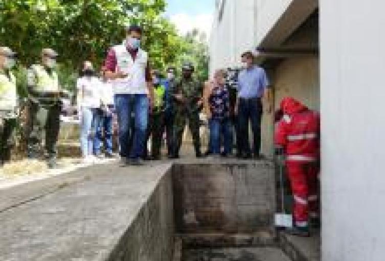 Recorridos de la secretaría de seguridad ciudadana de Cúcuta