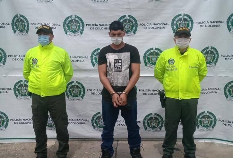 Capturado en el Puerto Petrolero hombre acusado de homicidio y concierto para delinquir