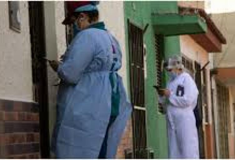 Población de Bucaramanga a realizarse pruebas