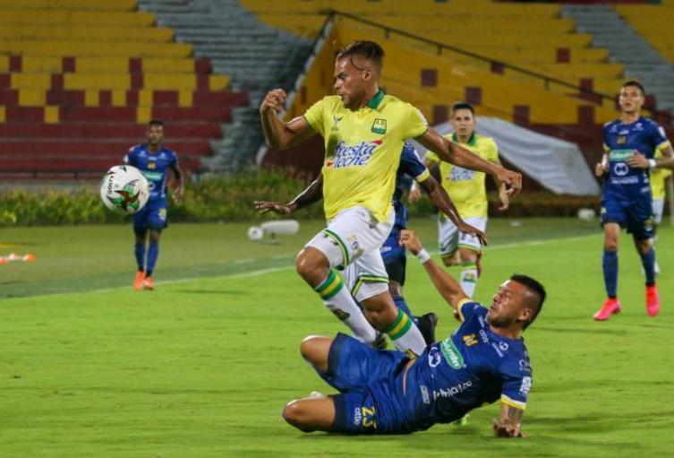 Alianza Petrolera con mejor planteamiento táctico pierde partido por Copa Betplay visitando a Atlético Bucaramanga