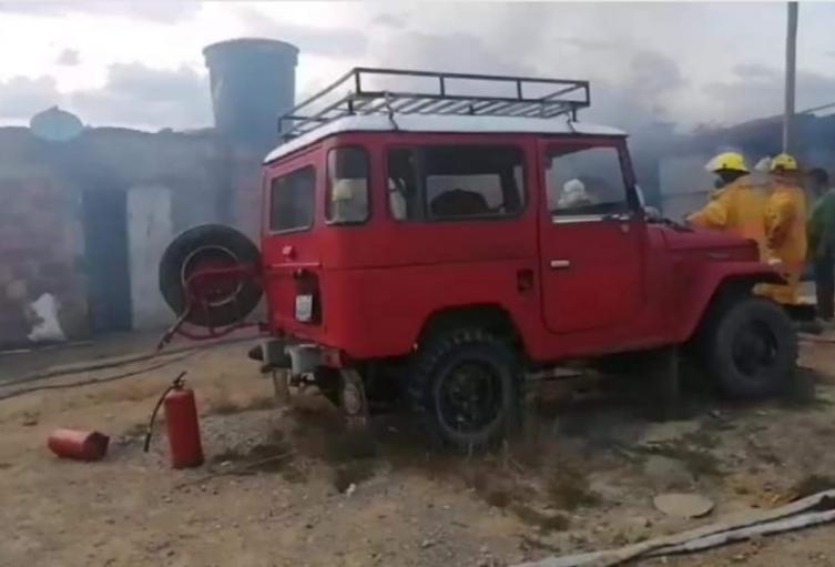 Explosión de polvorería en Los Patios, Norte de Santander