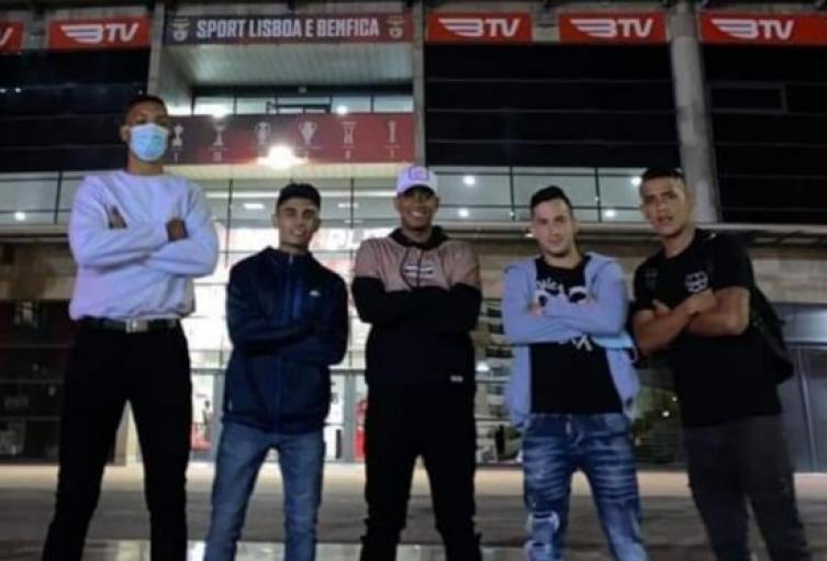 Cinco jugadores de Norte de Santander llegaron a Portugal