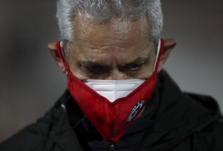 Reinaldo Rueda, seleccionador de Chile