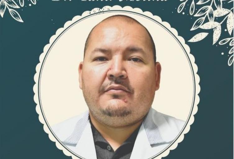 Yahir Molina Soto, médico fallecido en Cúcuta por Covid-19