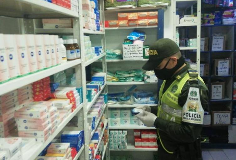 Aumentó la comercialización de medicamentos en Bucaramanga