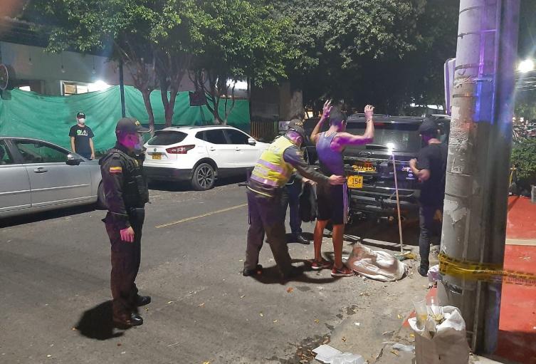 Operativos durante el puente festivo en Cucuta
