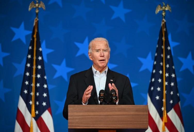 Joe Biden, elecciones