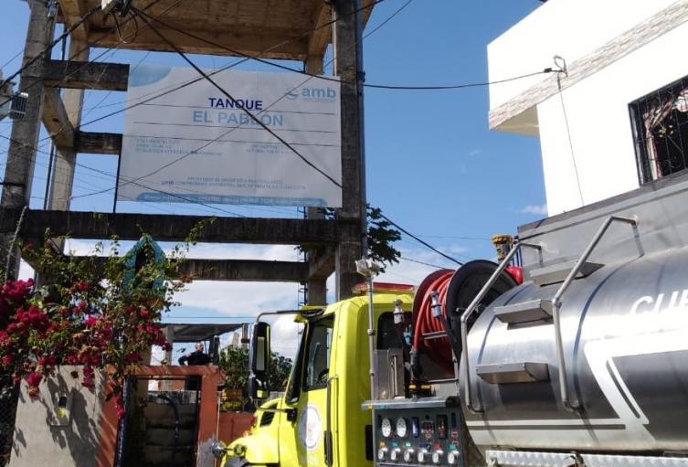 Carro tanques Bucaramanga