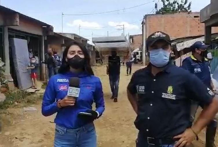 Damnificados Ola Invernal Cúcuta