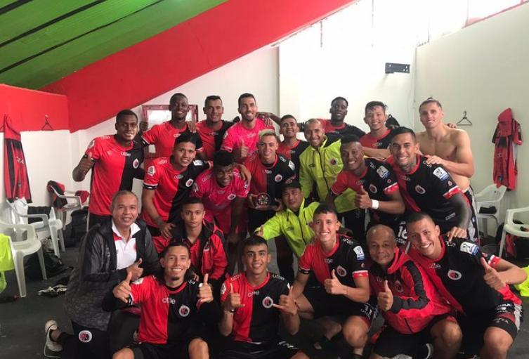 Cúcuta perderá los tres puntos por copa Bet Play ante el Deportes Tolima