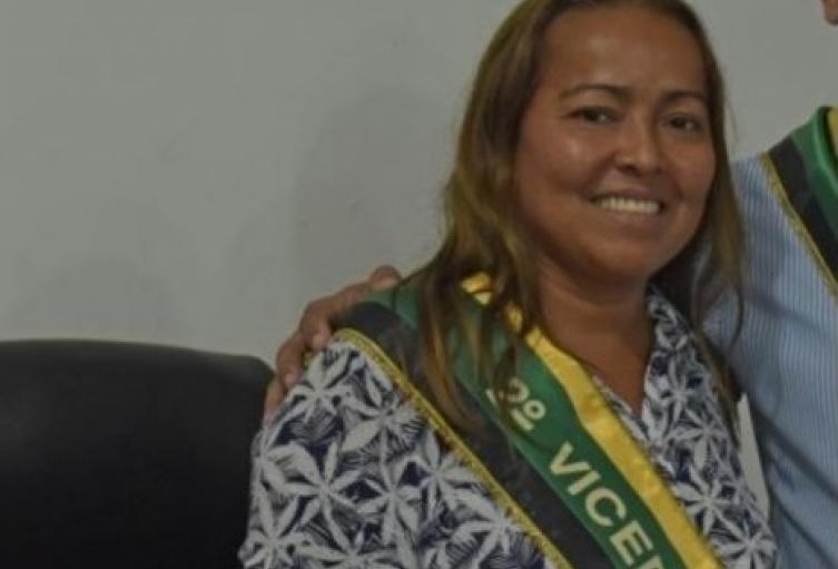 Laritza Jaimes, Concejala de Tibú