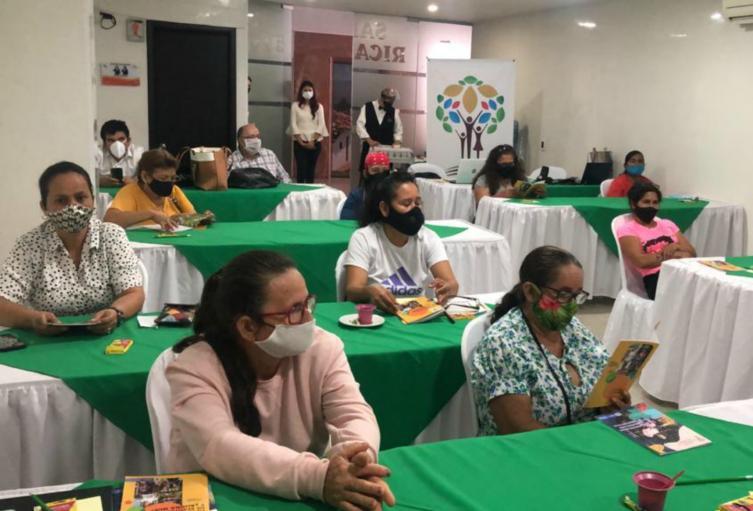 Se fortalece el apoyo a mujeres cacaoteras víctimas del Magdalena Medio