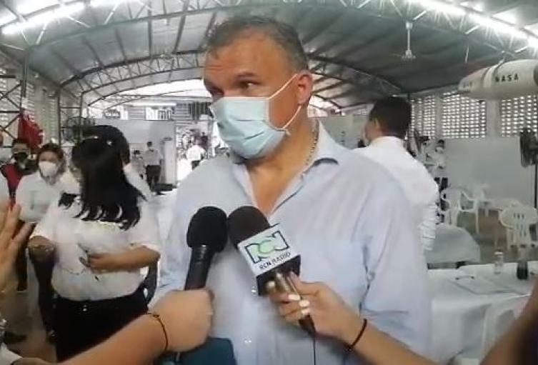 Victor Bautista secretario de fronteras