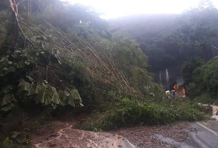 Vía Barranca cerrada