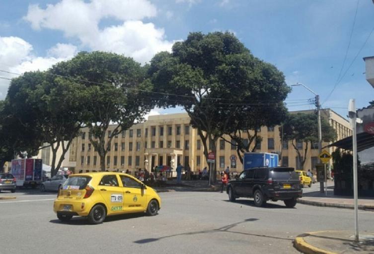 empresas taxis Bucaramanga
