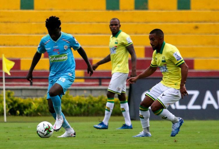 Bucaramanga vs Jaguares - Liga Betplay