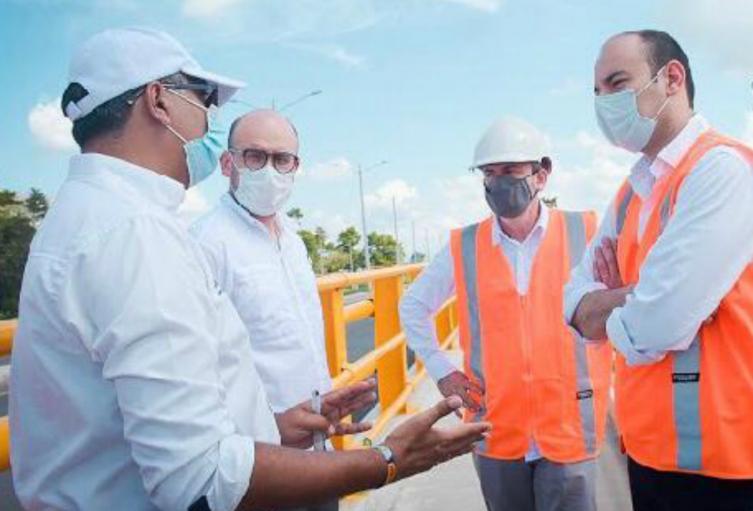 Se extenderá doble calzada de la Ruta del Cacao hasta el Puerto Petrolero
