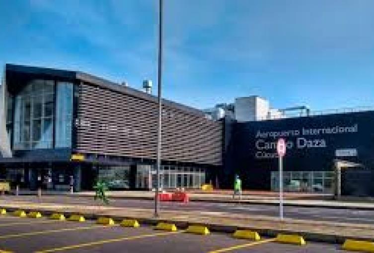 Aeropuerto Camilo Daza en Cúcuta