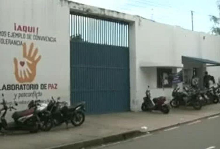 cárceles de Santander