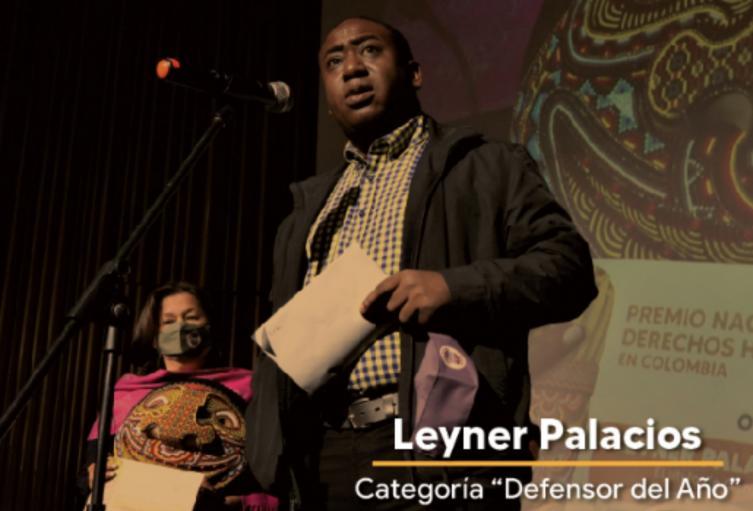 Comisionado de la verdad reconocido con el Premio Nacional de Derechos Humanos