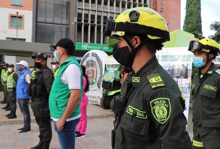5 mil unidades de elementos pirotécnicos fueron incautados por la Policía.