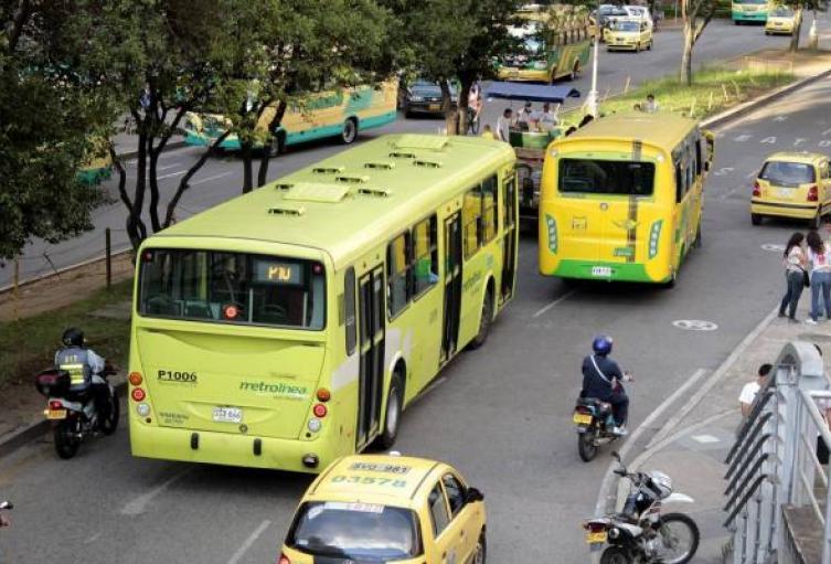 Tarifas de transporte urbano