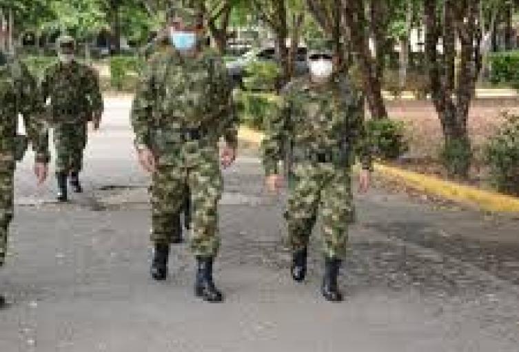 Militarizan Cúcuta