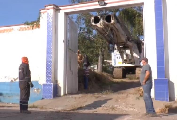 Iniciaron las obras de construcción del Hospital de San Gil  (Santander)