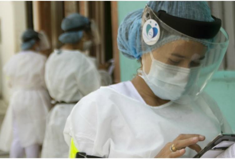 Bucaramanga se encuentra en el segundo pico de la pandemia