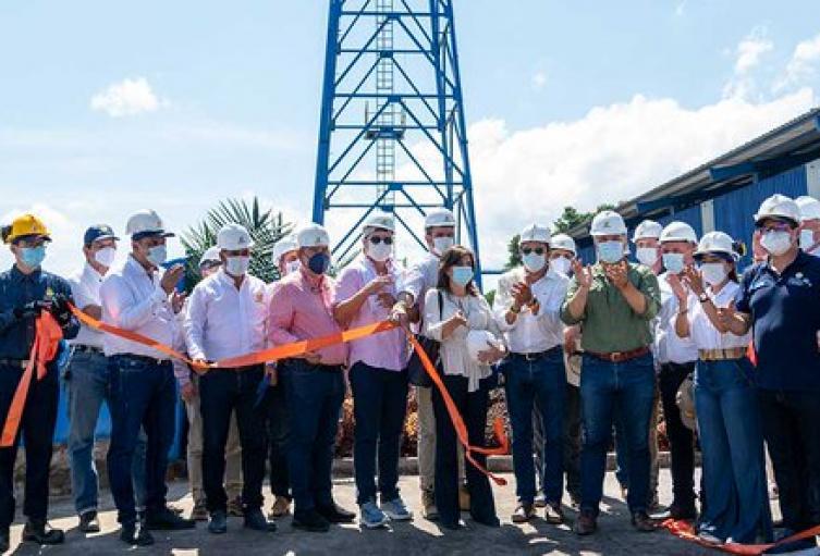 Planta extractora de palma de aceite en El Zulia Oleonorte