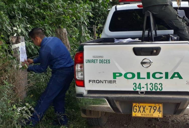 La Fuerza Pública entregó concepto positivo para estudio de solicitudes de restitución de tierras