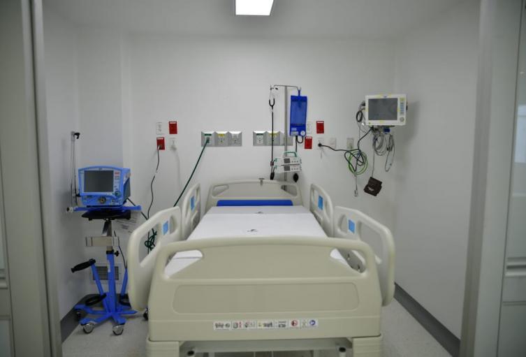 Ocupación de camas UCi