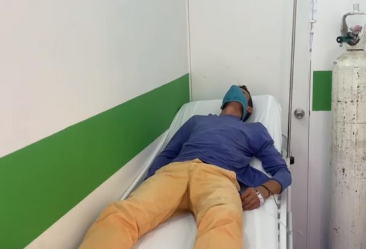 Polémica por posible negligencia en atención a habitante de calle en un hospital de Bucaramanga