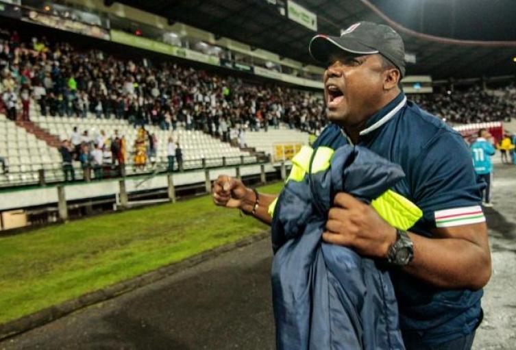 Hubert Bodhert ex-técnico del Once Caldas