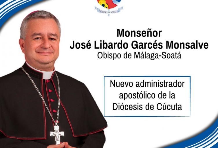 Nuevo Obispo de Cúcuta