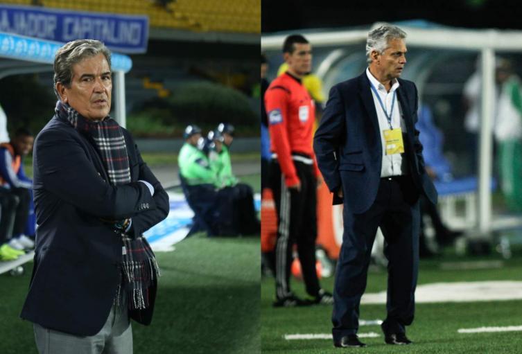Jorge Luis Pinto -Reinaldo Rueda