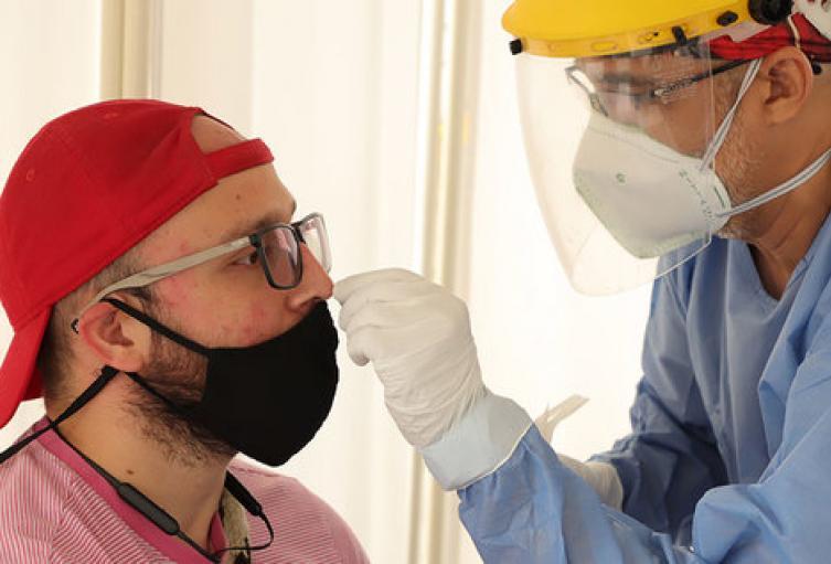 Se busca extender el cerco epidemiológico por Covid en Bucaramanga.