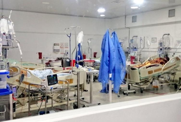 Hospital en Bucaramanga reporta 90% de ocupación de UCI para covid