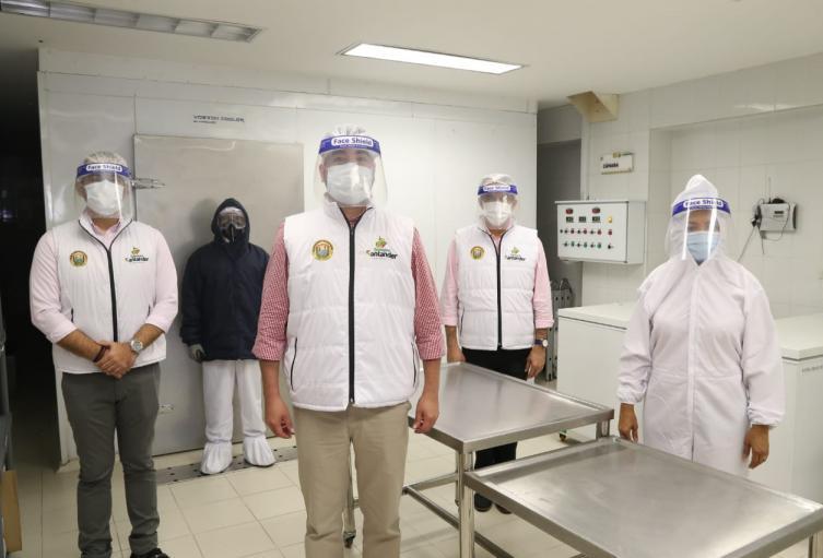 Santander entró en fase de alistamiento para la vacuna contra la Covid-19