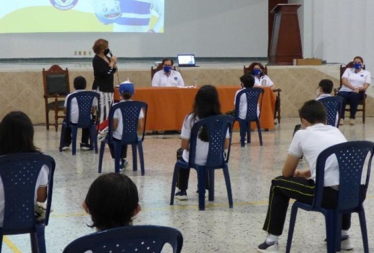Alternancia escolar en Bucaramanga empezará el 15 de febrero